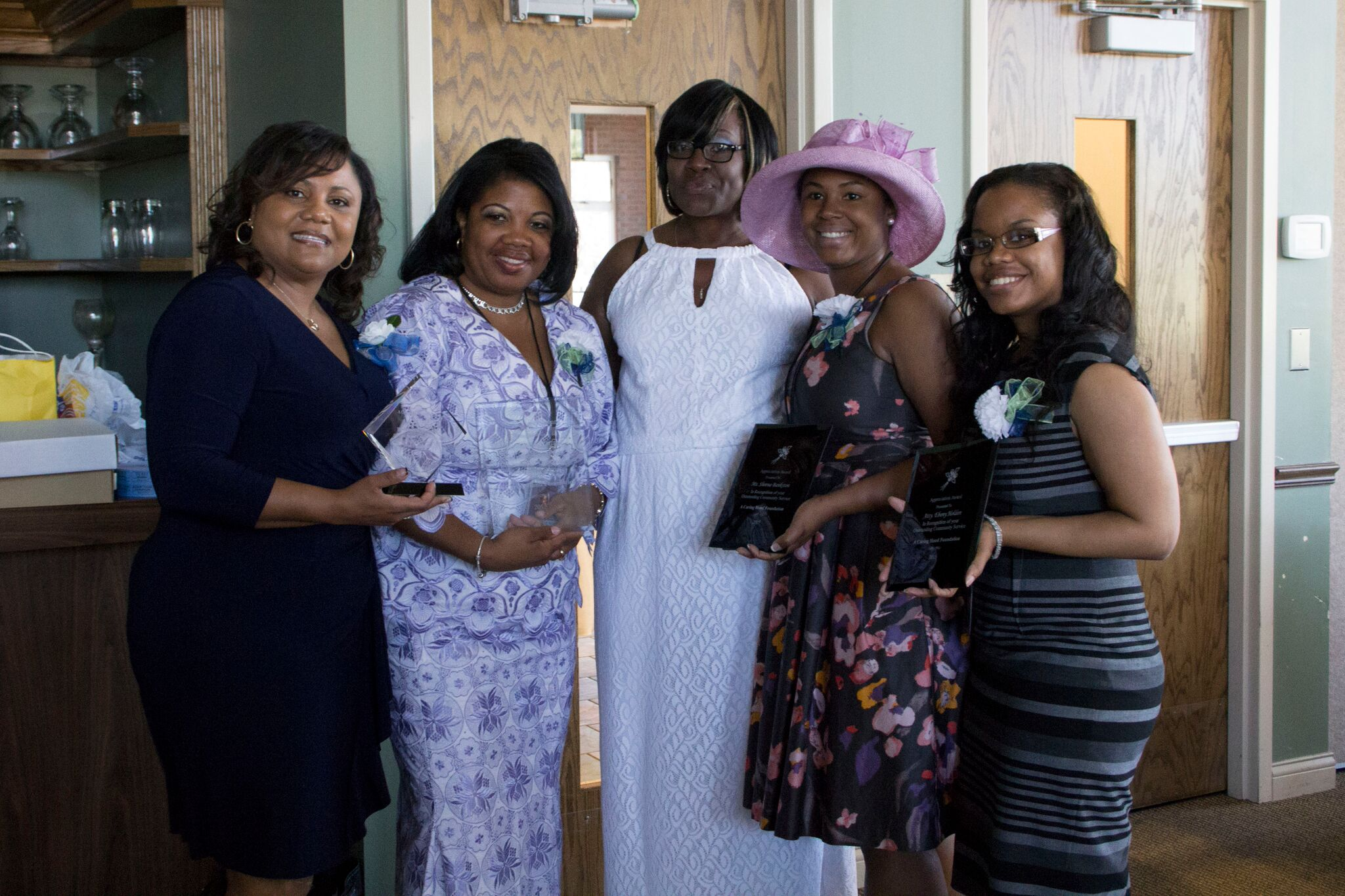 Women Of Purpose 2015